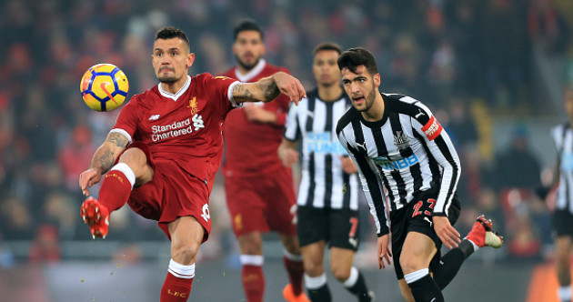 As it happened: Liverpool vs Newcastle United, Premier League