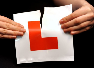 Unaccompanied learner drivers were involved in 35 fatal car