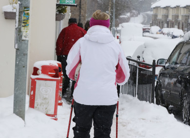 Taoiseach urged to tell employers to pay staff who can t make it in during  storm 073e688afa6ec