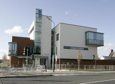 Irishtown Garda Station