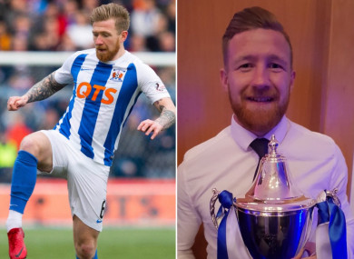 The Dubliner has helped Kilmarnock to fifth spot in the Scottish Premiership this season.