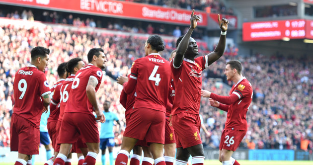 As it happened: Liverpool vs Bournemouth, Premier League
