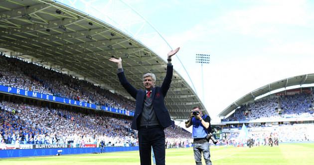 As it happened: Premier League final day match tracker