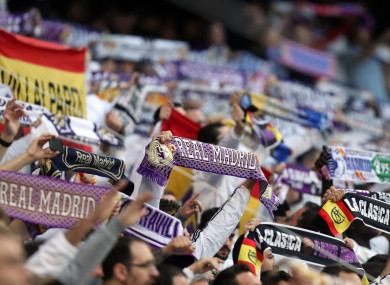 142d0cd73 Real Madrid fans return 1,000 Champions League final tickets as price hikes  spell misery