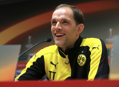 Thomas Tuchel (file pic).
