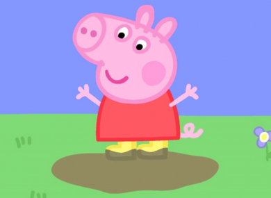 Chinese Website Bans Videos Of Subversive Peppa Pig Thejournal Ie