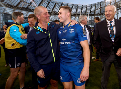 Lancaster: 'Ireland have an exceptional chance at next