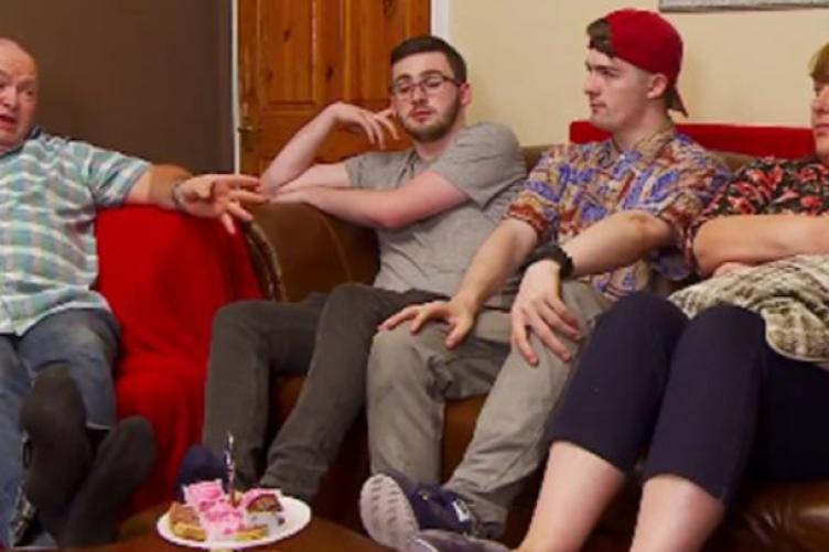 Irish viewers were emotional watching the Gogglebox folk discuss