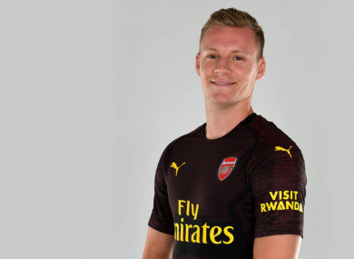 new concept f5215 ffad2 Arsenal confirm Leno signing as Gunners secure highly-rated ...