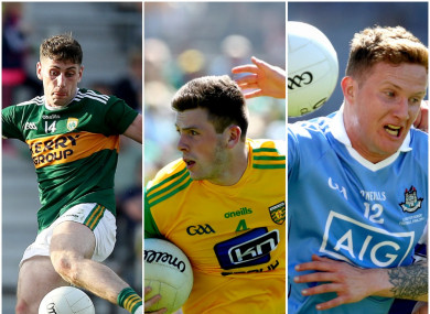 Geaney, Gallagher and Kilkenny were the star men over the weekend.