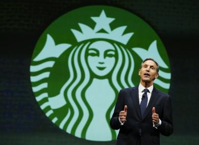 Howard Schultz led Starbucks for almost 40 years.
