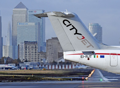 Dublin's CityJet is merging with a Spanish airline to form