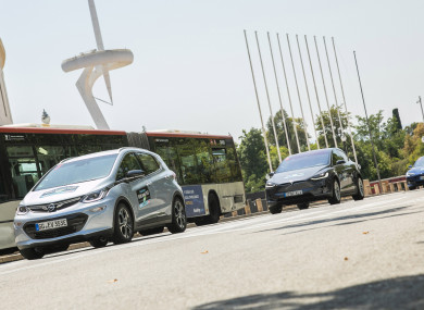 How Far Can Electric Cars Really Go Here Are The First Independent Range Test Results