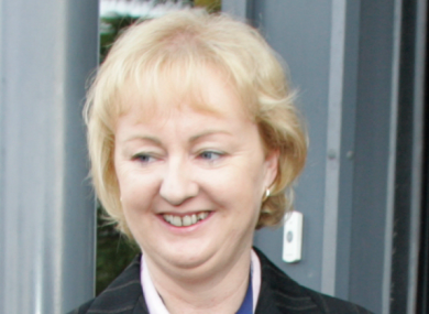 Fromer Ataxia Ireland CEO Barbara Flynn pictured in 2008.