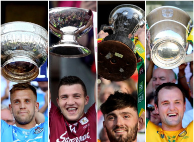 Dublin, Galway, Kerry and Donegal were crowned provincial champions.