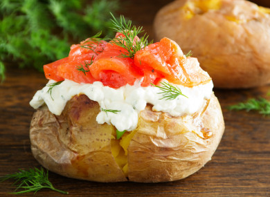 6 Of The Best Baked Potato Fillings Thejournalie
