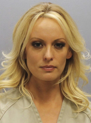 The adult star's mugshot from Franklin County Sheriff's Office.