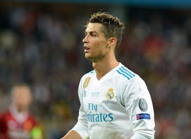 96c47b8ad89 Real Madrid star Cristiano Ronaldo agrees €105 million transfer to Juventus