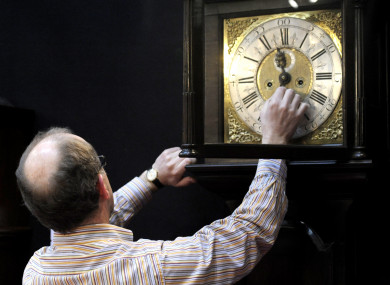 The EU wants the clocks to remain on summer time.