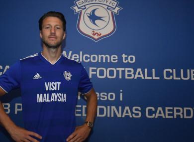 Arter will play Premier League football again this season.
