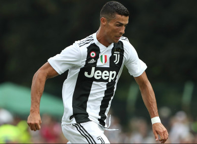3912fcbe 'That we managed to bring Ronaldo to Juventus is something exceptional' –  Nedved