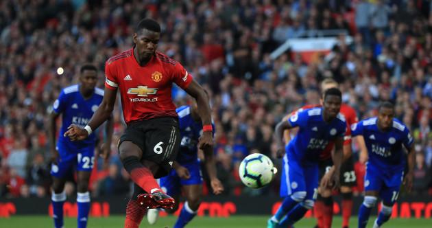 As it happened: Man United vs Leicester City, Premier League