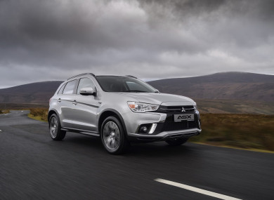 Review: The Mitsubishi ASX is a keenly-priced crossover contender