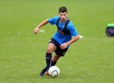 UCD forward Conor Davis scored three against Drogheda United on Friday.