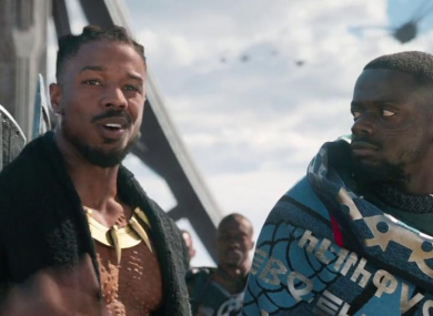 Black Panther took in over $1.3 billion in global box office takings.