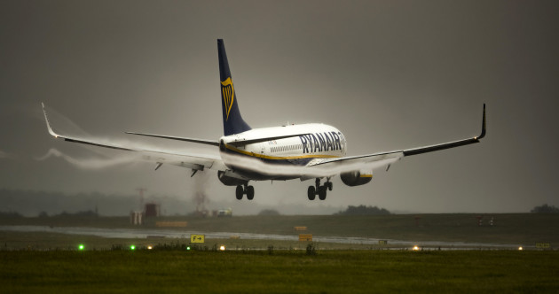 Ryanair told striking cabin crew in Portugal their actions would affect their promotion prospects