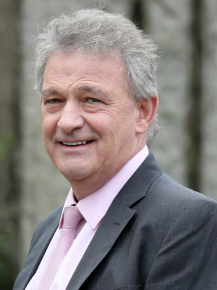 File Photo Peter Casey.