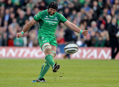 Connacht reject Healy s claim of disrespectful behaviour · The42 f73e6cba25