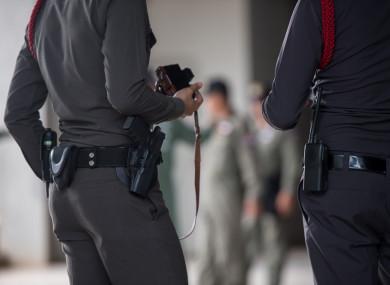 Thai police (file photo).