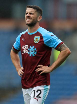Burnley's Robbie Brady.