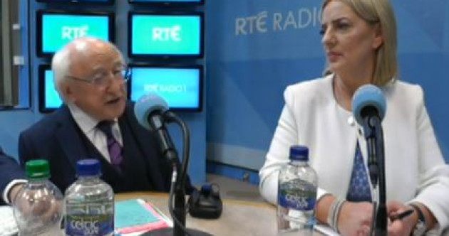 FactCheck: Who got it right between Higgins and Ní Riada in the debate over speaking rights?