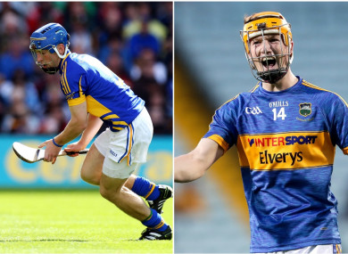 John O'Keeffe will be in action against Jake Morris in Sunday's county final.