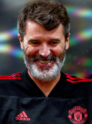 Players need to get on with it, says Keane.