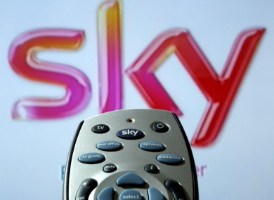 Sky plays down suggestion that channels may be pulled in Ireland in