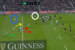 Analysis: The Jacob Stockdale try that downed the All Blacks in Dublin