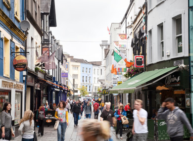 Category:Streets in Cork (city)