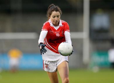Donaghmoyne sharpshooter Cathriona McConnell.