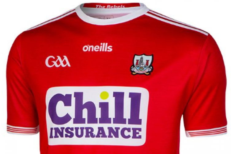 low priced fc539 cdf6e Here's the new jersey that Cork GAA teams will wear for the ...