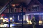 Firefighters battle blaze overnight in Finglas