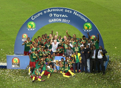 Cameroon won the 2017 edition of the tournament.