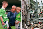 Omagh bombing, a united cause and Griffin�s 30 yard strike: when Northern Ireland came to Dublin in 1999 and won