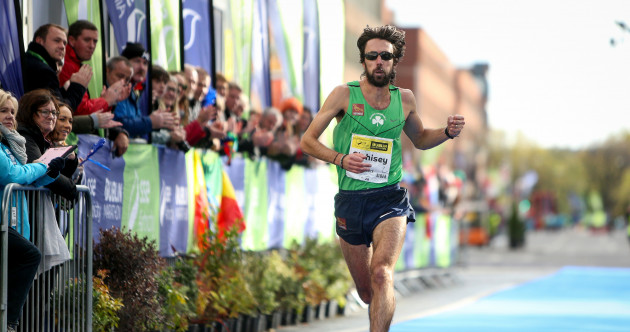 'Dublin had that extra special feeling': Olympian Clohisey savours his win on home soil