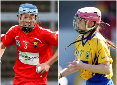 Rena Buckley and Clare Hehir were aiming for Munster honours today.