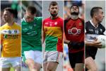 Matthew Fitzpatrick, Seamus O'Carroll, Daniel St Ledger, Connaire Harrison and Neil Ewing.