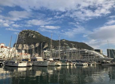 Marina Ocean Village in Gibraltar