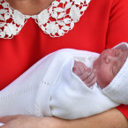The Duke and Dutchess of Cambridge welcomed their third child Louis Arthur Charles in <span class=